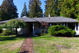 Photo 2: 4391 CAROLYN Drive in North Vancouver: Canyon Heights NV House for sale : MLS®# R2624564