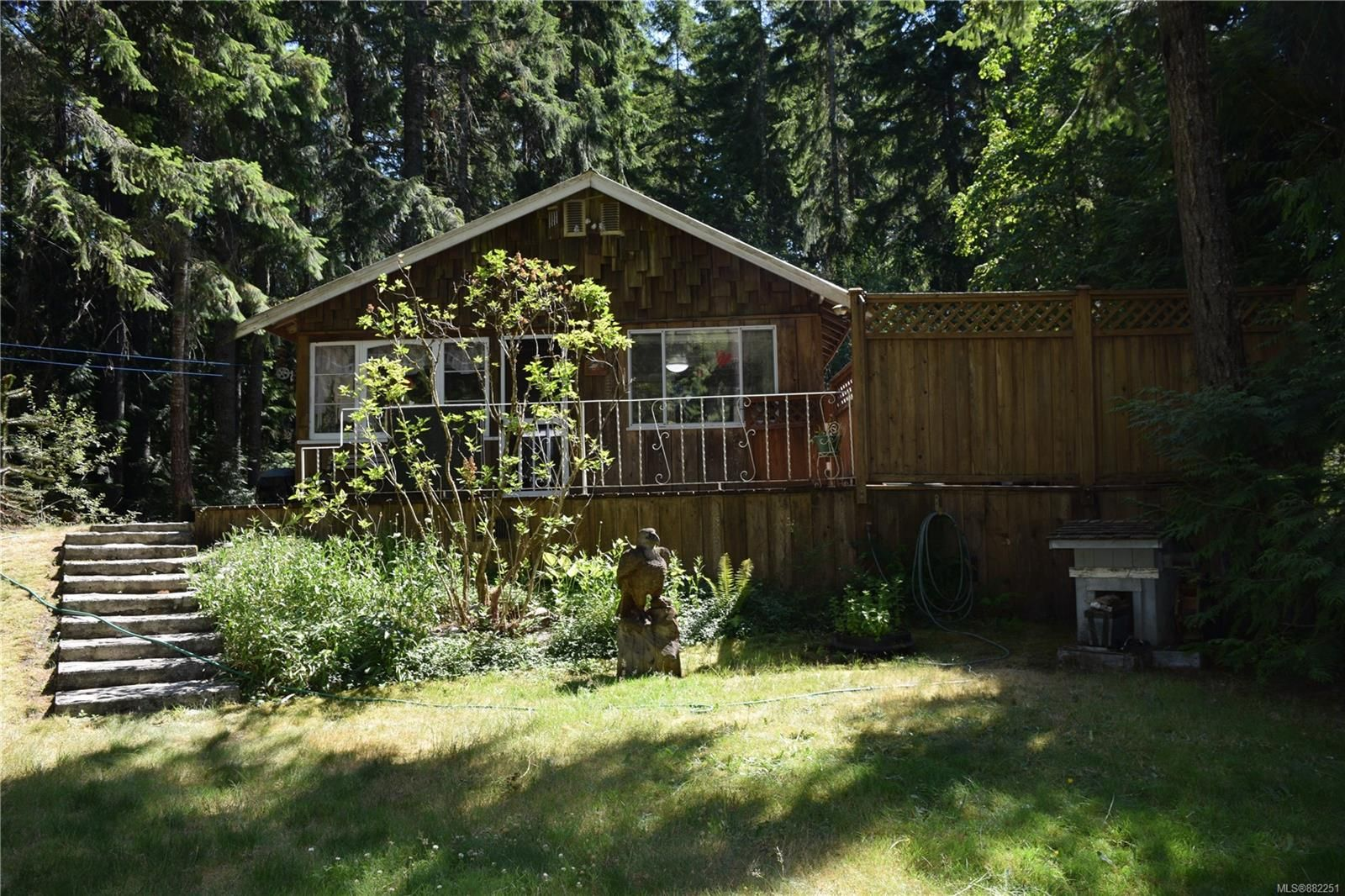 Main Photo: Lot 20&21 Gold River Hwy in : CR Campbell River West House for sale (Campbell River)  : MLS®# 882251