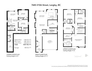 """Photo 3: 7683 210A Street in Langley: Willoughby Heights House for sale in """"YORKSON"""" : MLS®# R2568038"""