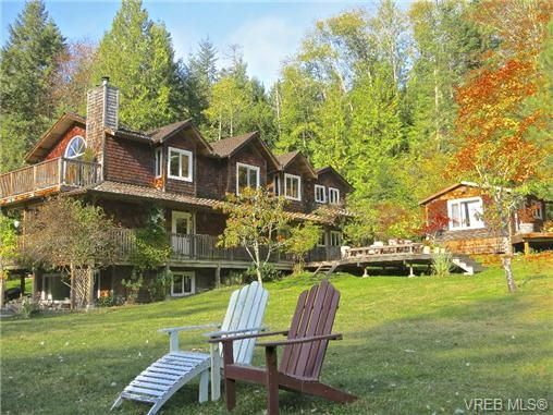 Main Photo: 156 Quebec Dr in SALT SPRING ISLAND: GI Salt Spring House for sale (Gulf Islands)  : MLS®# 656238