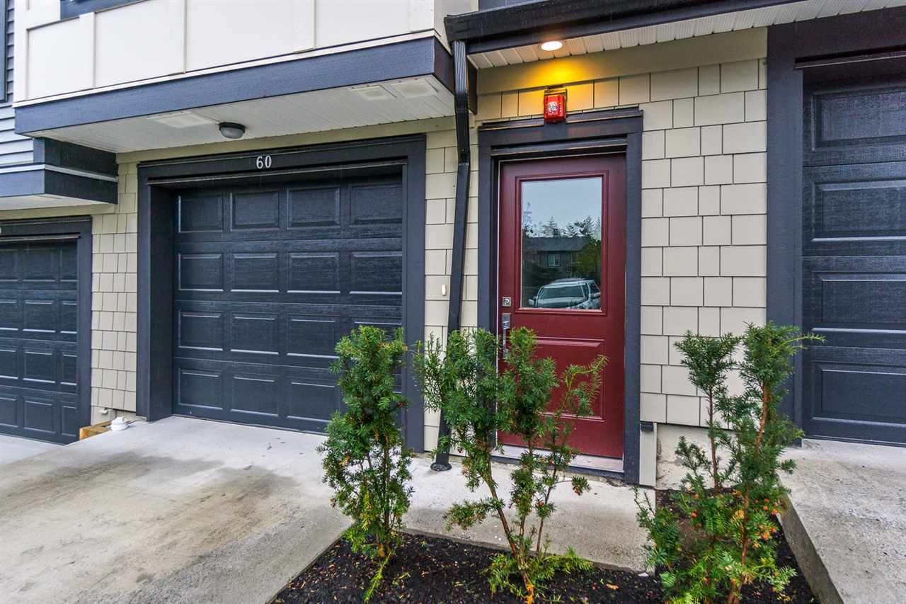 """Photo 3: Photos: 60 8570 204 Street in Langley: Willoughby Heights Townhouse for sale in """"WOODLAND PARK"""" : MLS®# R2225688"""