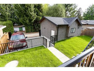 Photo 20: 4038 RUMBLE ST - LISTED BY SUTTON CENTRE REALTY in Burnaby: Suncrest House for sale (Burnaby South)  : MLS®# V1122974