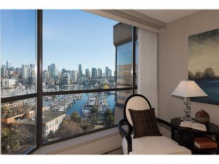 """Photo 14: 911 1450 PENNYFARTHING Drive in Vancouver: False Creek Condo for sale in """"HARBOUR COVE"""" (Vancouver West)  : MLS®# V1045664"""