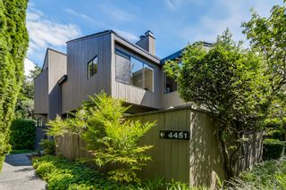 """Photo 1: 4451 ARBUTUS Street in Vancouver: Quilchena Townhouse for sale in """"Arbutus West"""" (Vancouver West)  : MLS®# V1135323"""