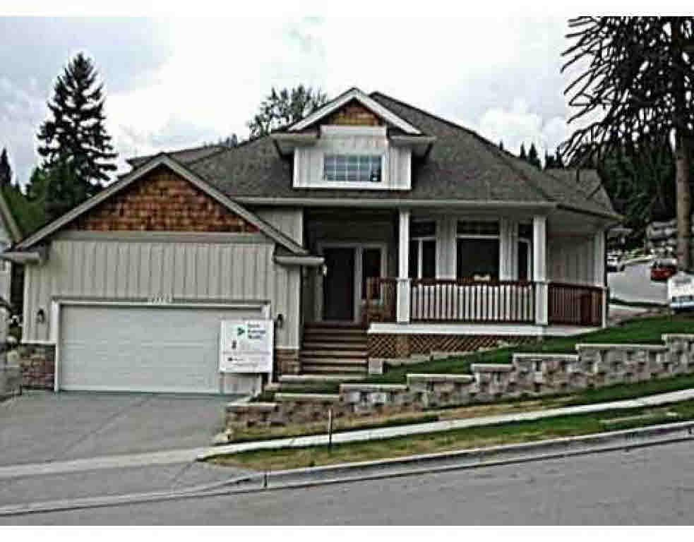 Main Photo: 23489 LARCH AVENUE in : Silver Valley House for sale : MLS®# V608781