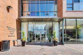 Photo 2: 1501 33 Mill Street in Toronto: Waterfront Communities C8 Condo for sale (Toronto C08)  : MLS®# C4804179