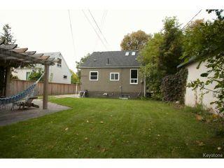 Photo 17: 524 St Catherine Street in WINNIPEG: St Boniface Residential for sale (South East Winnipeg)  : MLS®# 1423542