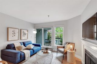 Photo 6: 108 2020 W 8 AVENUE in Vancouver: Kitsilano Townhouse for sale (Vancouver West)  : MLS®# R2585715