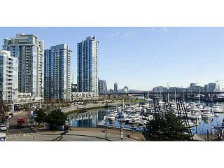 """Photo 18: THB 1207 MARINASIDE Crescent in Vancouver: Yaletown Townhouse for sale in """"The Peninsula"""" (Vancouver West)  : MLS®# V1046022"""
