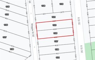 Main Photo: 1123-1125 8 Street SE in Calgary: Ramsay Residential Land for sale : MLS®# A1130527