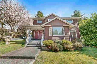 Main Photo: 1872 WESTVIEW Drive in North Vancouver: Central Lonsdale House for sale : MLS®# R2563990