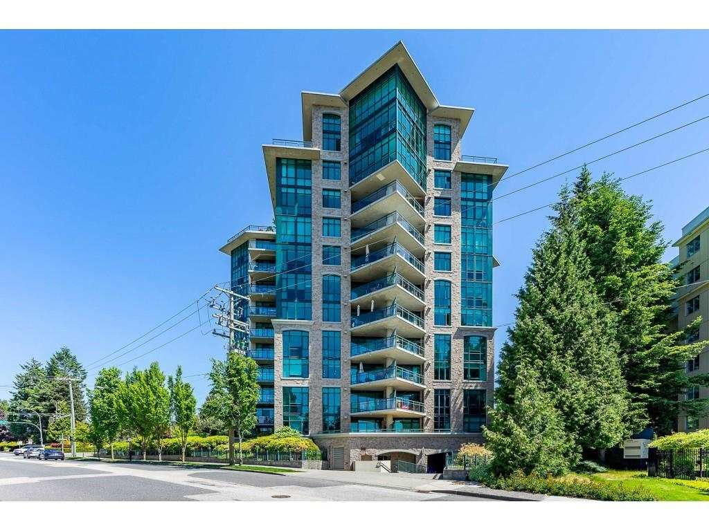 """Main Photo: 602 14824 NORTH BLUFF Road: White Rock Condo for sale in """"BELAIRE"""" (South Surrey White Rock)  : MLS®# R2579605"""