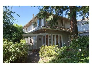 Photo 1: 7283 MAPLE ST in Vancouver: S.W. Marine House for sale (Vancouver West)  : MLS®# V1024086