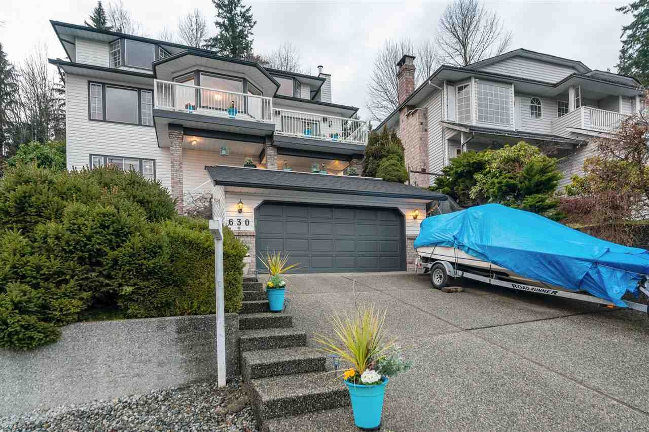 Main Photo: 630 THURSTON Terrace in Port Moody: North Shore Pt Moody House for sale : MLS®# R2534276