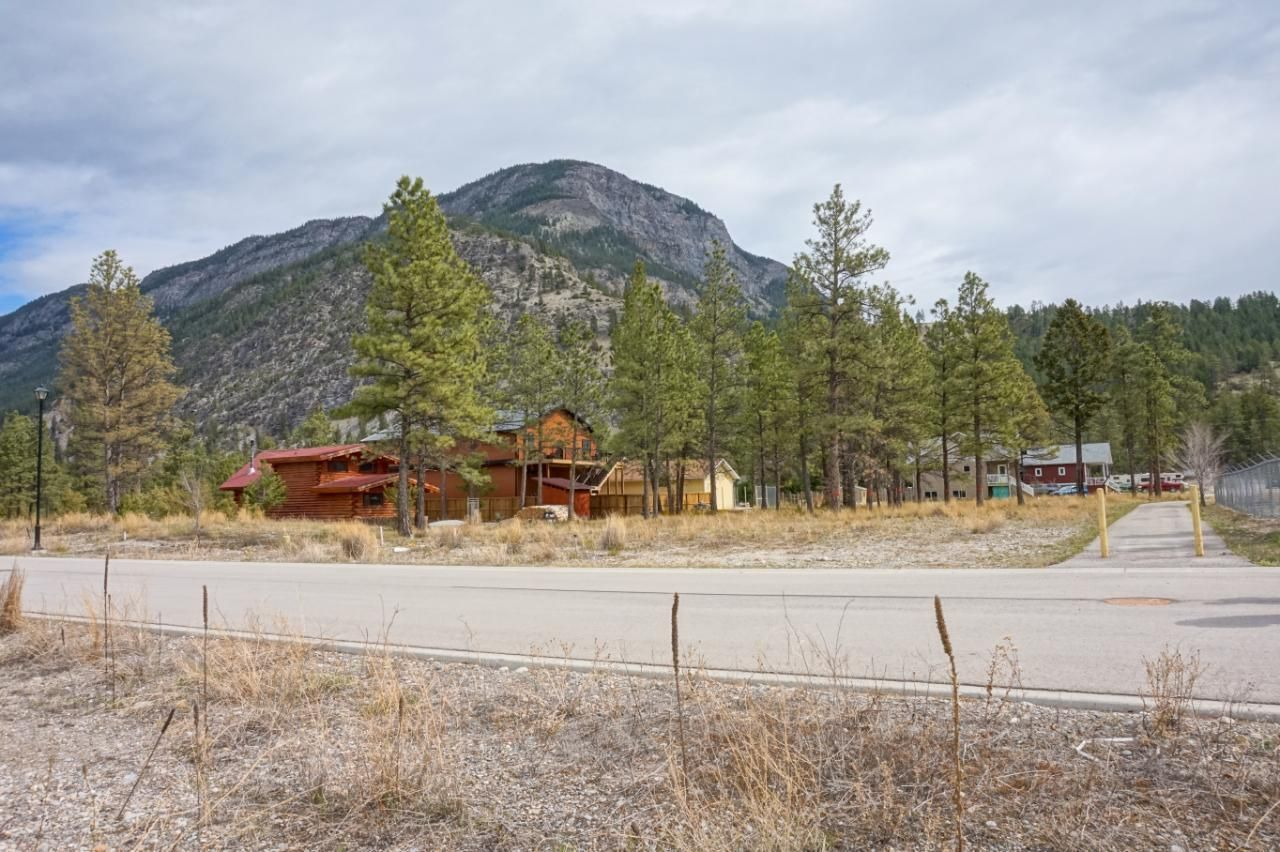 Main Photo: 8781 MOUNTAIN VIEW STREET in Canal Flats: Vacant Land for sale : MLS®# 2458357