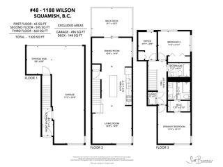 """Photo 27: 48 1188 WILSON Crescent in Squamish: Dentville Townhouse for sale in """"The Current"""" : MLS®# R2617887"""