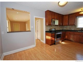 Photo 5: 120 St Vital Road in WINNIPEG: St Vital Residential for sale (South East Winnipeg)  : MLS®# 1526870