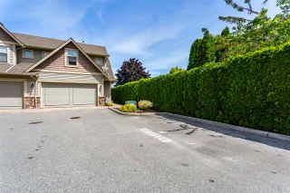 """Photo 20: 8 45377 SOUTH SUMAS Road in Sardis: Sardis West Vedder Rd Townhouse for sale in """"Southfield"""" : MLS®# R2381656"""