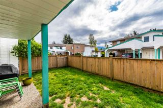 Photo 18: 41 7715 LUCKAKUCK PLACE in Chilliwack: Sardis West Vedder Rd Townhouse for sale (Sardis)  : MLS®# R2450324