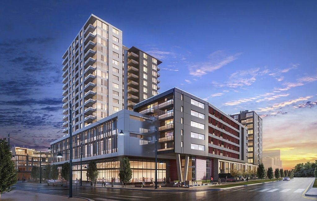 Main Photo: #1106 - 8533 River District Crossing, in Vancouver: Champlain Heights Condo for sale (Vancouver East)