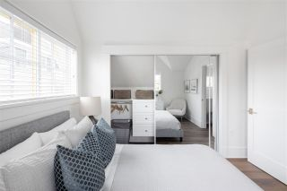 """Photo 12: 1783 W 16TH Avenue in Vancouver: Fairview VW Townhouse for sale in """"Heritage on Burrard"""" (Vancouver West)  : MLS®# R2529408"""