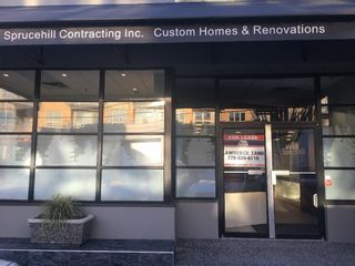 Photo 1: 101 3151 WOODBINE Drive in North Vancouver: Edgemont Office for lease : MLS®# C8036221