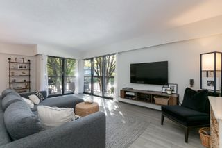 """Photo 2: 215 1235 W 15TH Avenue in Vancouver: Fairview VW Condo for sale in """"THE SHAUGHNESSY"""" (Vancouver West)  : MLS®# R2620971"""