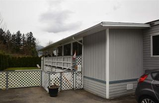 Photo 15: 5 62010 FLOOD HOPE Road in Hope: Hope Center Manufactured Home for sale : MLS®# R2551345
