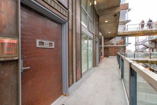 """Photo 5: 413 1529 W 6TH Avenue in Vancouver: False Creek Condo for sale in """"WSIX - South Granville Lofts"""" (Vancouver West)  : MLS®# R2435033"""