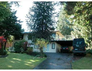 Photo 1: 894 SADDLE Street in Coquitlam: Ranch Park House for sale : MLS®# V723790