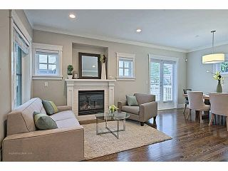 Photo 8: 2315 BALSAM Street in Vancouver: Kitsilano Townhouse for sale (Vancouver West)  : MLS®# V1074012