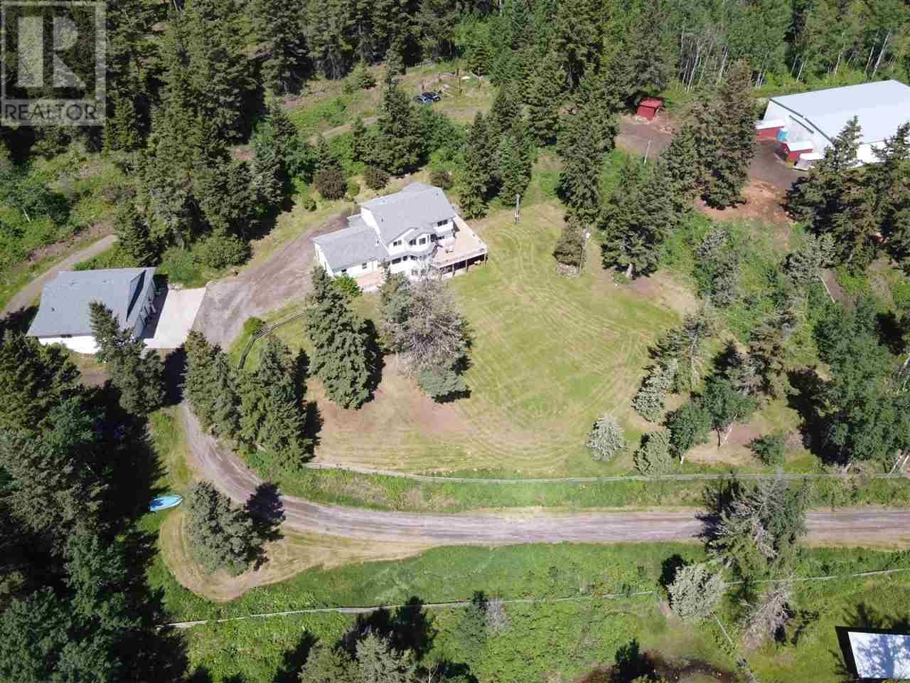Main Photo: 393 WOODLAND DRIVE in Williams Lake: House for sale : MLS®# R2591454