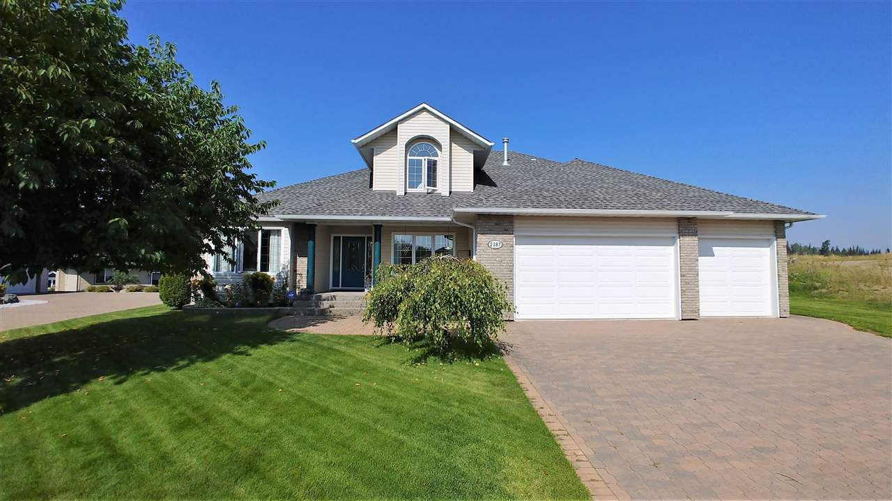 """Main Photo: 2387 MCTAVISH Road in Prince George: Aberdeen PG House for sale in """"ABERDEEN"""" (PG City North (Zone 73))  : MLS®# R2419372"""