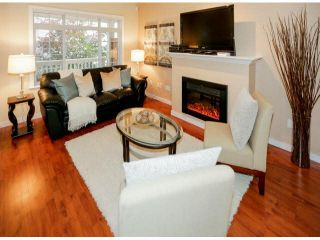 """Photo 8: 28 6852 193RD Street in Surrey: Clayton Townhouse for sale in """"INDIGO"""" (Cloverdale)  : MLS®# F1426154"""