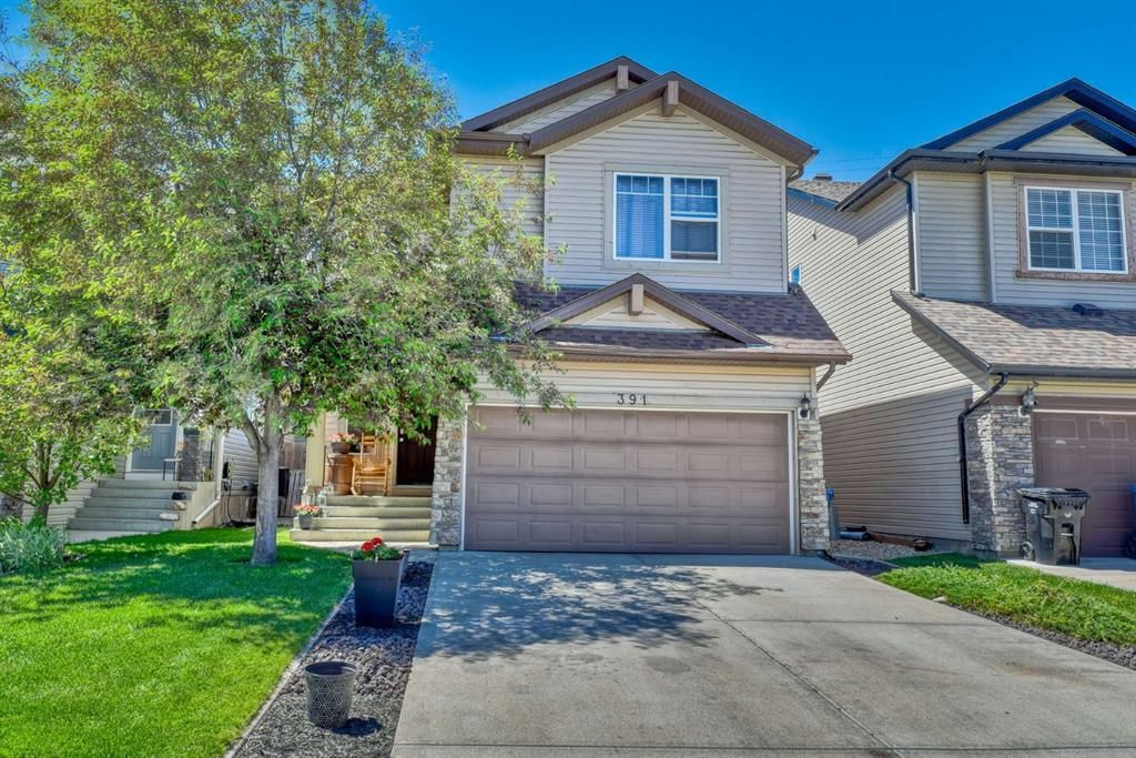 Main Photo: 391 Tuscany Ridge Heights NW in Calgary: Tuscany Detached for sale : MLS®# A1123769