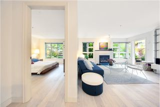 """Photo 16: 105 2161 W 12TH Avenue in Vancouver: Kitsilano Condo for sale in """"THE CARLINGS"""" (Vancouver West)  : MLS®# R2590728"""