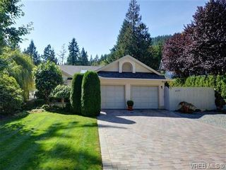 Photo 1: NORTH SAANICH REAL ESTATE For Sale in DEAN PARK , B.C. Canada SOLD With Ann Watley