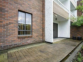 "Photo 18: 109 2450 CORNWALL Avenue in Vancouver: Kitsilano Condo for sale in ""The Ocean's Door"" (Vancouver West)  : MLS®# V1119389"
