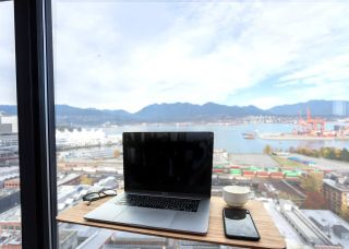 """Photo 2: 2503 128 W CORDOVA Street in Vancouver: Downtown VW Condo for sale in """"WOODWARDS W43"""" (Vancouver West)  : MLS®# R2506650"""
