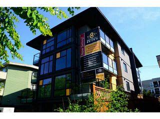 Photo 3: 201 562 E 7TH Avenue in Vancouver: Mount Pleasant VE Condo for sale (Vancouver East)  : MLS®# V1063795