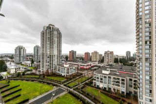 """Photo 12: 1408 7108 COLLIER Street in Burnaby: Highgate Condo for sale in """"ARCADIA WEST"""" (Burnaby South)  : MLS®# R2144711"""