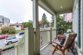 "Photo 2: 1828 E GEORGIA Street in Vancouver: Hastings Townhouse for sale in ""GEORGIA COURT"" (Vancouver East)  : MLS®# R2223833"