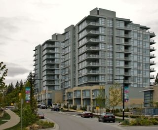 """Photo 1: 103 9188 UNIVERSITY Crescent in Burnaby: Simon Fraser Univer. Condo for sale in """"ALTAIRE"""" (Burnaby North)  : MLS®# V776765"""