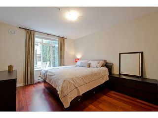 """Photo 8: 101 2096 W 46TH Avenue in Vancouver: Kerrisdale Condo for sale in """"KERRISDALE LANDING"""" (Vancouver West)  : MLS®# V981850"""
