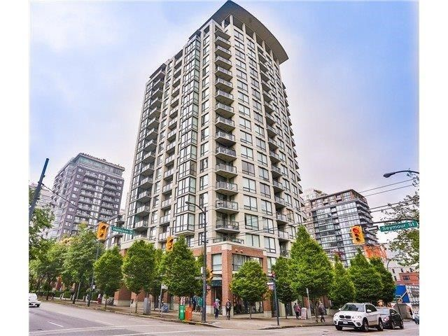 """Main Photo: 617 1082 SEYMOUR Street in Vancouver: Downtown VW Condo for sale in """"Freesia"""" (Vancouver West)  : MLS®# R2533944"""