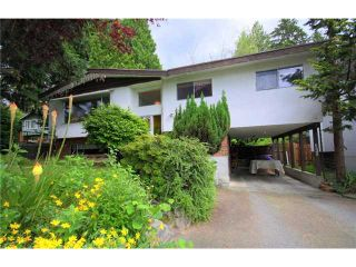 Photo 1:  in Burnaby: Parkcrest House for sale (Burnaby North)  : MLS®# V838877