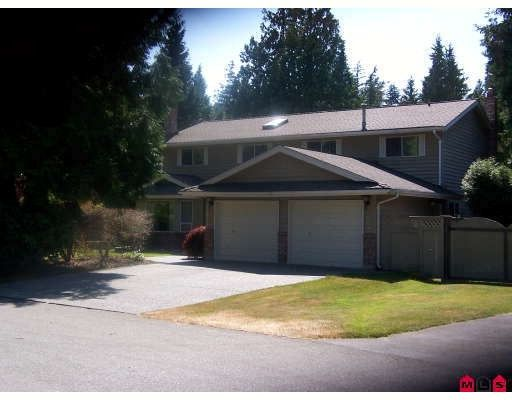 """Main Photo: 13259 19A Avenue in Surrey: Crescent Bch Ocean Pk. House for sale in """"Amble Greene"""" (South Surrey White Rock)  : MLS®# F2914073"""