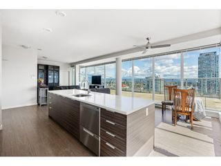 """Photo 12: 2703 13303 CENTRAL Avenue in Surrey: Whalley Condo for sale in """"The Wave at Central City"""" (North Surrey)  : MLS®# R2557786"""