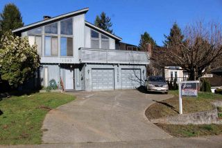 Photo 1: 1295 LANSDOWNE Drive in Coquitlam: Upper Eagle Ridge House for sale : MLS®# R2044705