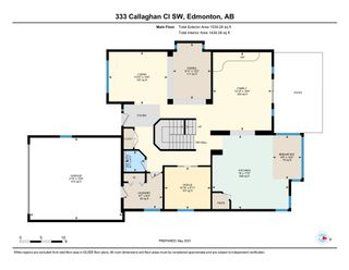 Photo 48: 333 CALLAGHAN Close in Edmonton: Zone 55 House for sale : MLS®# E4246817